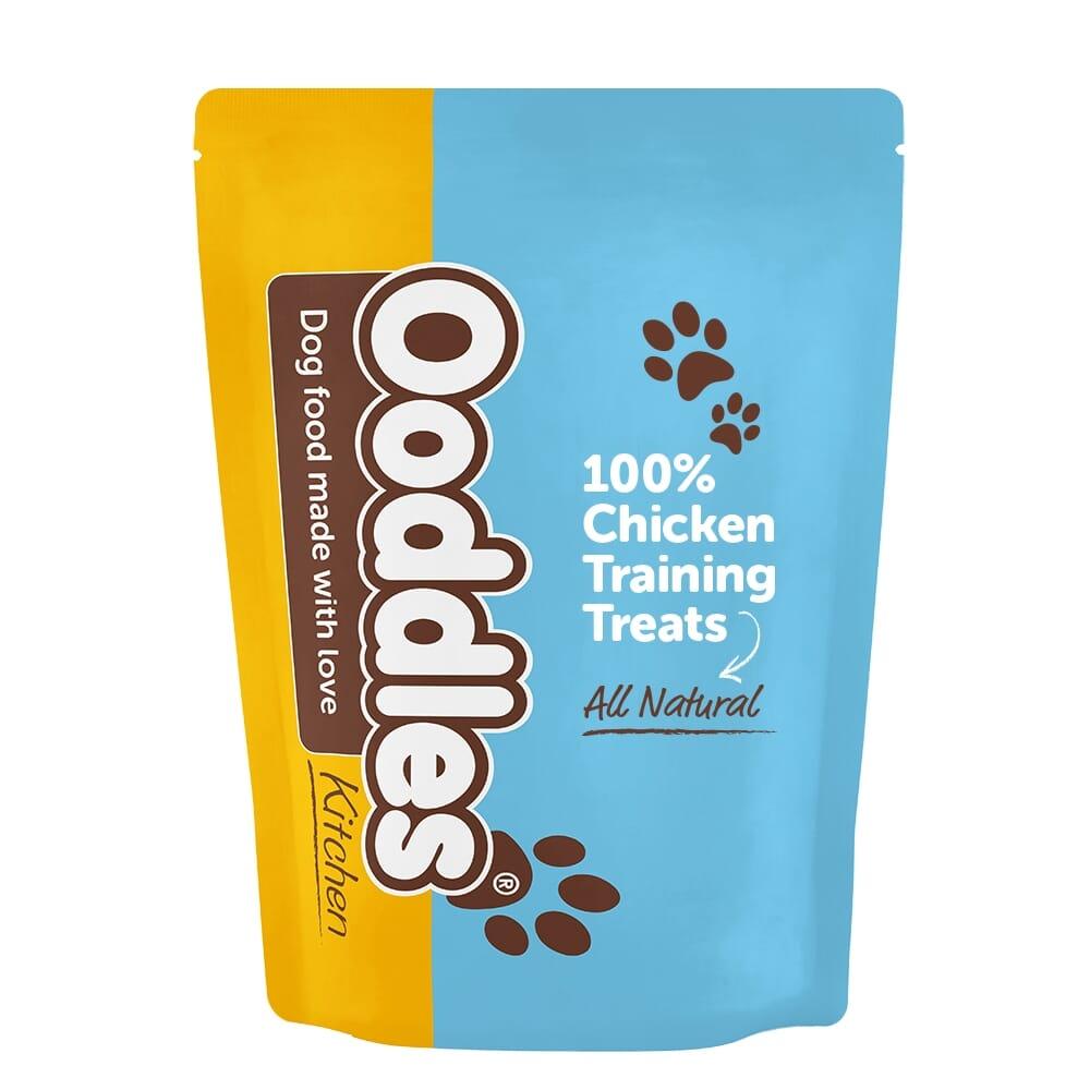 100% Chicken Training Treats