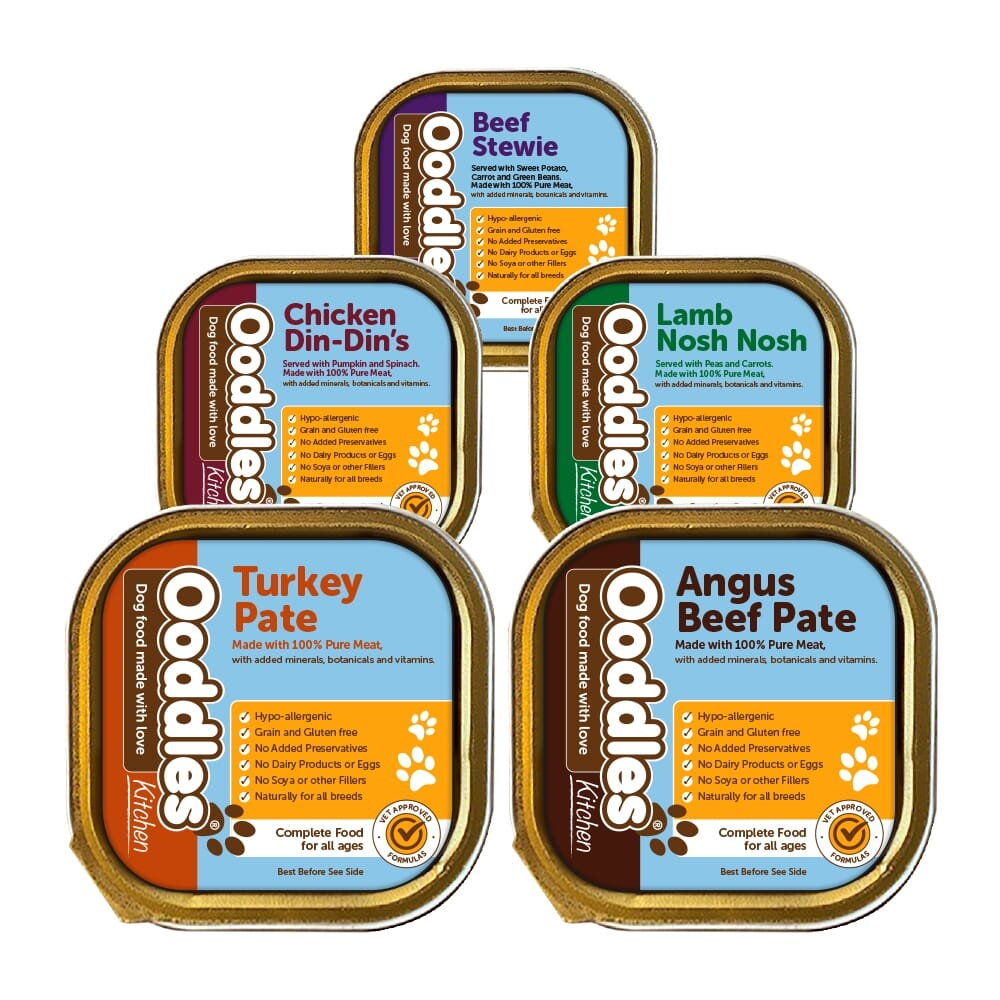 Assorted Flavours - Wet Food (12 or 36 off)