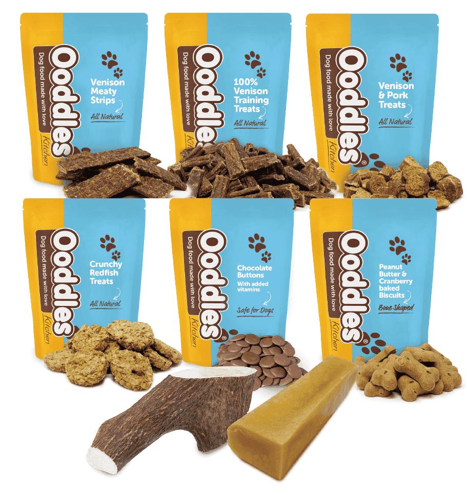 Bumper Pack Treat Bundle Offer + 2 lasting chews