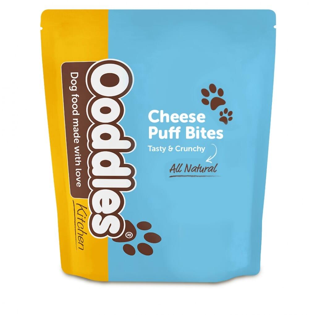 Cheese Yak Puff  Bites - Natural Crunchy Treats.