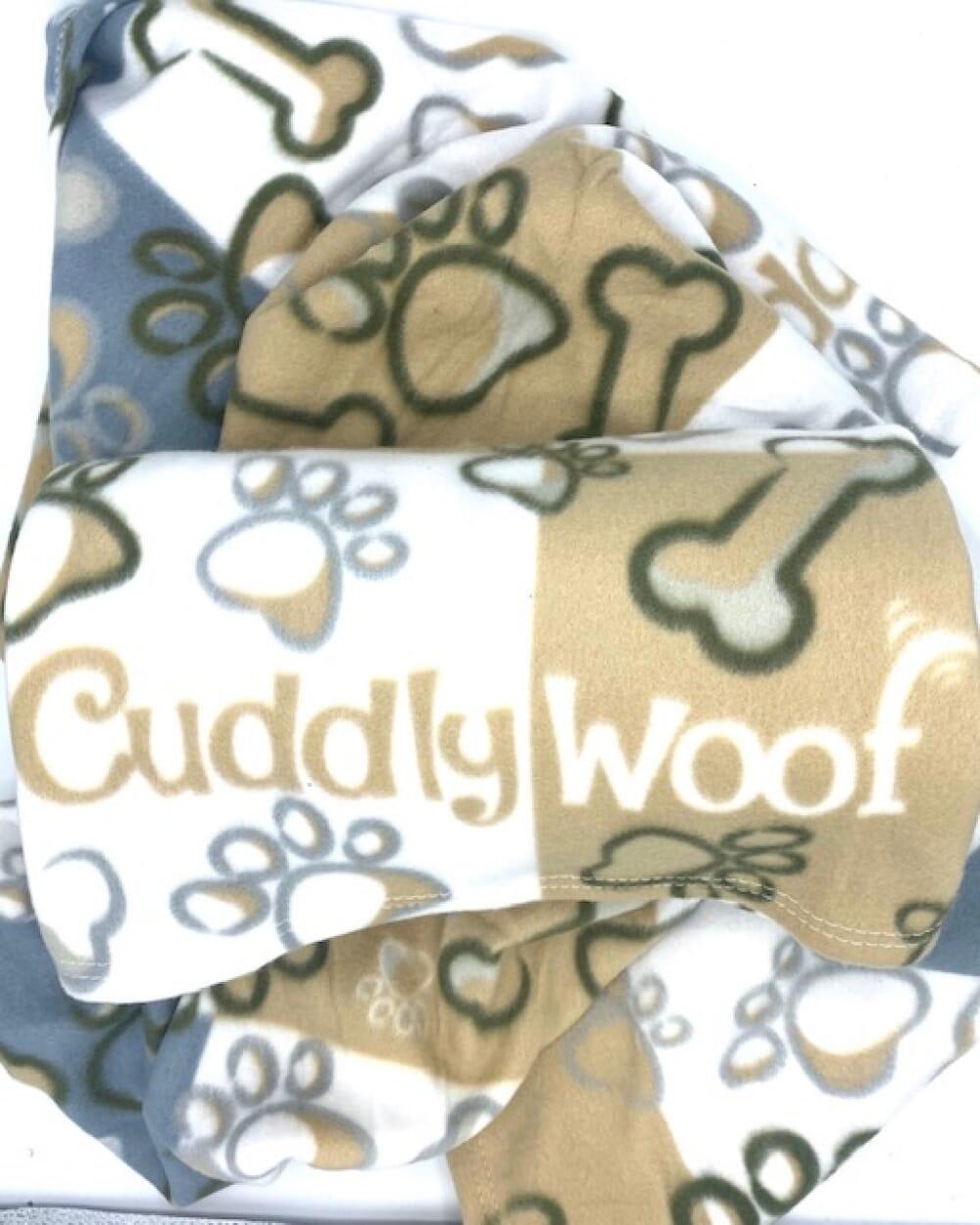 Cuddlywoof Luxury Large Blanket