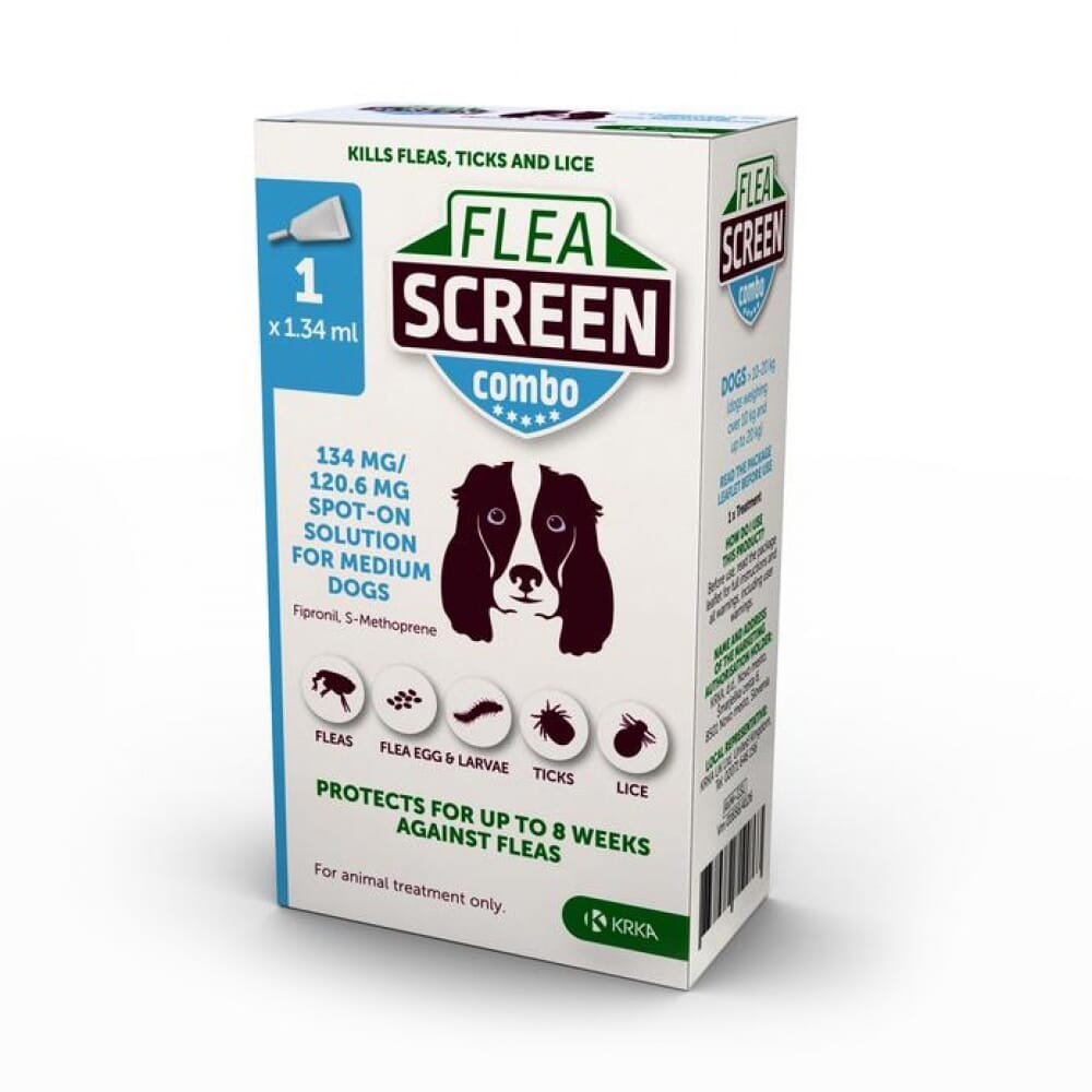 FleaScreen Spot On - Small, Medium, Large