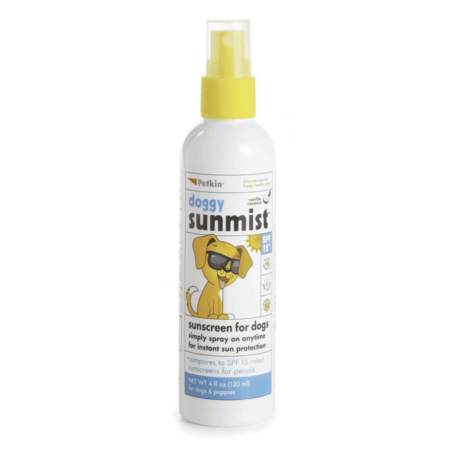 Petkin Sunscreen Spray Protection